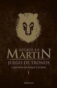 Juego de Tronos (Cancion de Hielo y Fuego #1) (b) - George R. R. Martín - Debolsillo