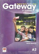 Gateway 2nd Edition a2 Student's Book Premium Pack (libro en Inglés) - David Spencer - Macmillan