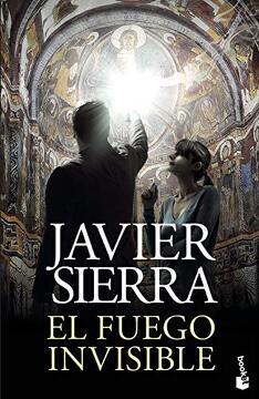 portada El Fuego Invisible (Biblioteca Javier Sierra)