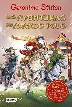 portada Las Aventuras de Marco Polo