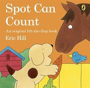 Spot can Count (libro en Inglés) - Eric Hill - Puffin