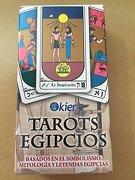 Tarot Egipcio ( Libro + Naipes )