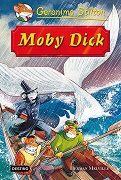 portada Moby Dick: Grandes Historias (Grandes Historias Stilton)