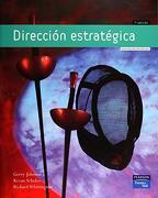 Direccion Estrategica - Gerry Johnson,Kevan Scholes,Richard Whittington - Alhambra