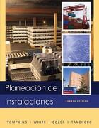 Planeacion de Instalaciones (libro en Inglés) - J. Tanchoco; Tompkins James A.; White John A.; Yavuz Bozer - Cengage Learning