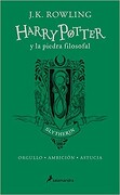 Harry Potter y la Piedra Filosofal. Slytherin - J. K. Rowling - Salamandra