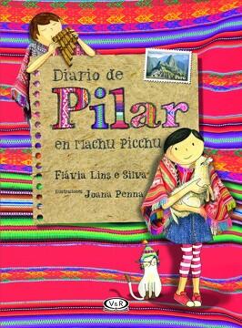 portada Diario de Pilar en Machu Picchu