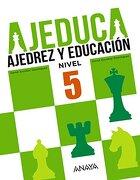 Ajeduca. Nivel 5. - 9788469831977 - Daniel Escobar DomÍNguez; David Escobar DomÍNguez - Anaya Educación