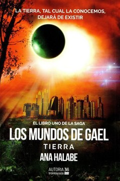 portada Mundos de Gael los Libro uno Tierra