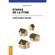 Etapas de la Pyme - José María Quirós - Granica