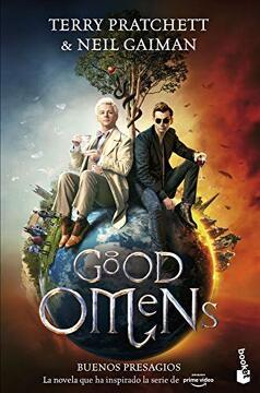 portada Good Omens (Buenos Presagios) (Literatura Fantástica)