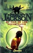 El mar de los Monstruos -Rtca. Nva. Portada- (s) (Percy Ii), (Narrativa Joven) - Rick Riordan - Salamandra