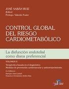 Control Global del Riesgo Cariometabólico - JosÉ SabÁN Ruiz - Imp. Cauce Libros - Diaz De Santos