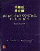Sistemas de Control de Gestion - Robert Anthony - Mcgraw-Hill