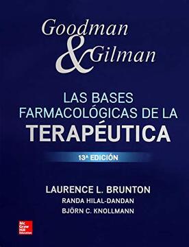 portada G&g Bases Farmacologicas de la Terapeutica