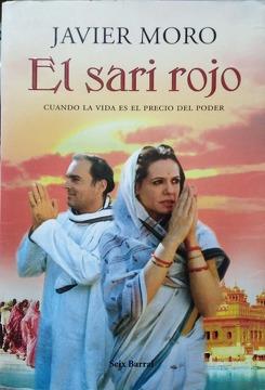 portada EL SARI ROJO (SEIX BARRAL BIBLIOTECA BREVE)