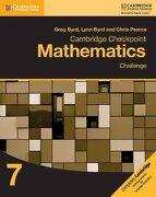 Cambridge Checkpoint Mathematics Challenge Workbook 7 (libro en Inglés) - Byrd Greg; Byrd Lynn; Chris Pearce - Cambridge University Press