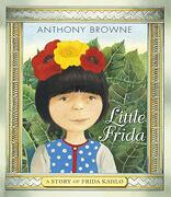 Little Frida (libro en Inglés)