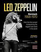Led Zeppelin: Denmark 1968-1970 (Unseen Nordic Archives) (libro en Inglés)