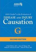 Ama Guides to the Evaluation of Disease and Injury Causation (libro en Inglés) - J. Mark Melhorn; James B. Talmage; William E. Iii Ackerman; Mark H. Hyman - American Medical Association