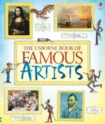 Book of Famous Artists (Art Books) (libro en Inglés) - Rosie Dickins - Usborne Publishing
