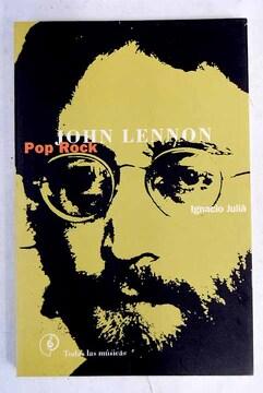 portada John Lennon: pop rock