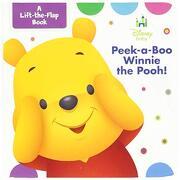 Winnie the Pooh Peek-A-Boo Winnie the Pooh (libro en Inglés) - Marcy Kelman - Hachette Book Group Usa