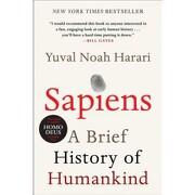 Sapiens: A Brief History of Humankind (libro en Inglés) - Yuval Noah Harari - Harper Perennial