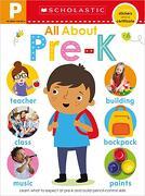 Get Ready for Pre-K Skills Workbook: Preschool Readiness (Scholastic Early Learners) (libro en Inglés)