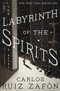 The Labyrinth of the Spirits: A Novel (Cemetery of Forgotten Books) (libro en Inglés) - Carlos Ruiz Zafon - Harper
