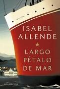 Largo Petalo de mar - Isabel Allende - Sudamericana