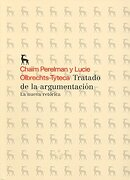 Tratado de la Argumentacion i: La Nueva Retórica: 011 (Varios Gredos) - Chaim Perelman; Lucie Olbrechts Tyteca; Julia Sevilla MuÑOz - Gredos