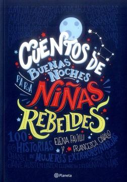 portada Cuentos de Buenas Noches Para Niñas Rebeldes