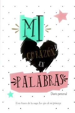 portada Mi Corazon en Palabras: Diario Personal