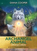 Archangel Animal Oracle Cards: A 44-Card Deck and Guidebook (libro en Inglés) - Diana Cooper - Hay House Uk