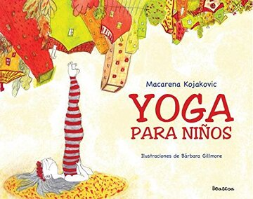 portada Yoga para niños