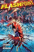 Flashpoint (libro en Inglés) - Geoff Johns - DC Comics
