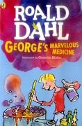 George's Marvelous Medicine (libro en Inglés) - Roald Dahl - Puffin Books