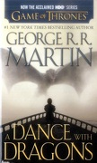 Dance With Dragons. Movie Tie-In: A Song of ice and Fire: Book Five (libro en Inglés) - George R. R. Martin - Bantam