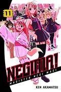 Negima! 11: Magister Negi Magi (libro en Inglés) - Ken Akamatsu - Kodansha Comics