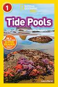 National Geographic Readers: Tide Pools (L1) (National Geographic Kids Readers, Level 1) (libro en Inglés) - Laura Marsh - Natl Geographic Soc
