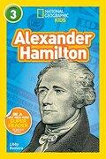 National Geographic Kids Readers: Alexander Hamilton (L3) (National Geographic Kids Readers, Level 3) (libro en Inglés) - Libby Romero - Natl Geographic Soc