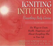 Igniting Intuition (libro en Inglés) (Audiolibro) - Christiane Northrup - Hay House