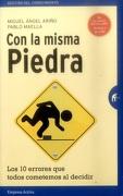 Con la Misma Piedra - Miguel Ángel Ariño Martín,Pablo Maella Cerrillo - Empresa Activa