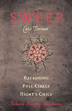 portada Sweep: Reckoning, Full Circle, and Night's Child: 5 (libro en Inglés)