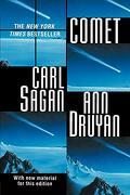 Comet (libro en Inglés) - Carl Sagan - Ballantine Books