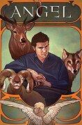 Angel Volume 3: The Wolf, the Ram, and the Heart hc (libro en Inglés) - Mariah Huehner; David Tischman - Idw Publishing