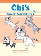 Chi's Sweet Adventures, 4 (libro en Inglés) - Konami Kanata - Vertical Comics
