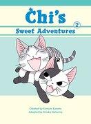 Chi's Sweet Adventures, 2 (libro en Inglés) - Konami Kanata - Vertical Comics