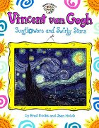 Vincent van Gogh: Sunflowers and Swirly Stars (Om) (Smart About Art) (libro en Inglés) - Joan Holub - Penguin